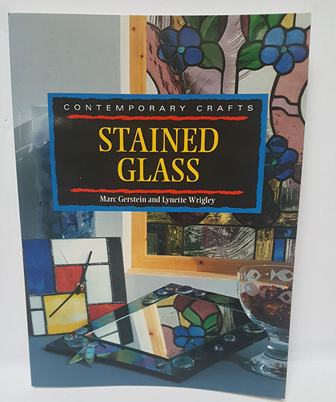 Contemporary Crafts STAINED GLASS by Marc Gerstein and Lynette Wrigley