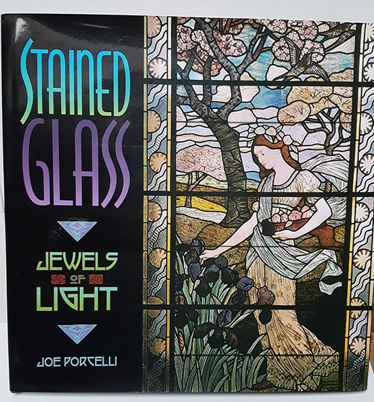 Stained Glass Jewels of LIght by Joe Porcelli