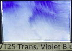 Transparent Violet Blue Enamel Paint