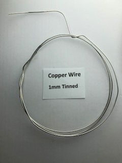 Tinned Copper Wire 1mm